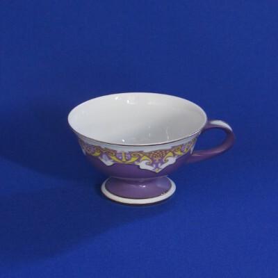 Mokka csésze, porcelán