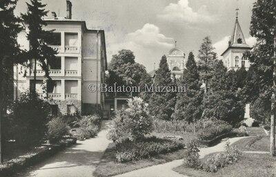 Balatonfüred - Honv.tiszti üdülő