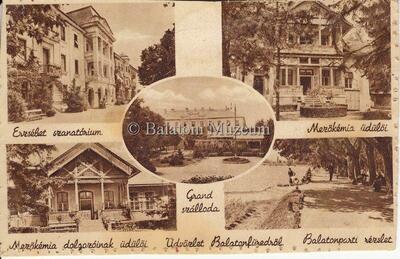 Üdvözlet Balatonfüredről