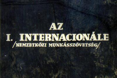 Az I. Internacionále