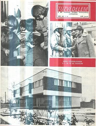 Tűzvédelem 1978.
