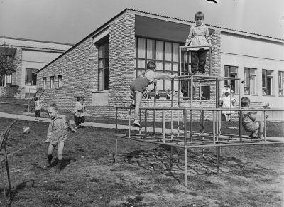 Cseppkő gyermekotthon játszótere