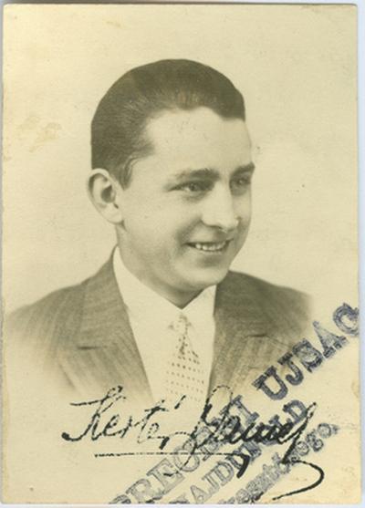 Kertész Dániel debreceni újságíró