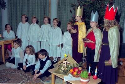 Festetics György Zeneiskola növendékeinek karácsonyi műsora