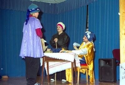 Farsang a Ranolder János Általános Iskolában