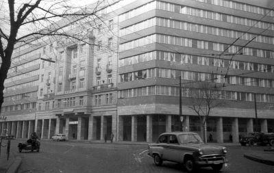 Az Imperial Szálló, vagy Hotel Szabadság