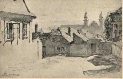 Kisflórián utca részlet