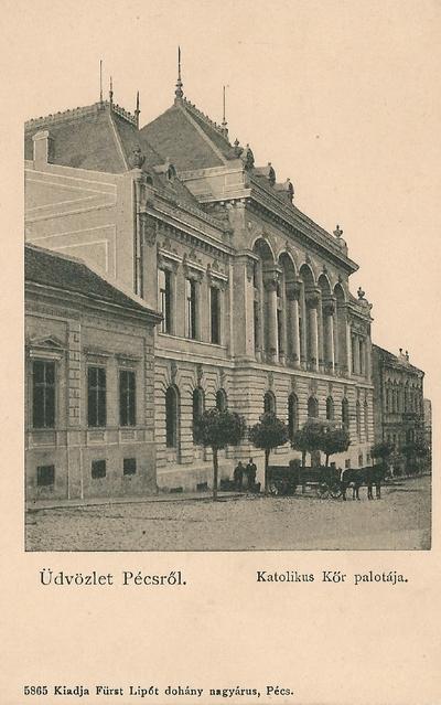 Katolikus Kör palotája