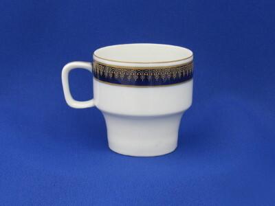 197. Mokka csésze, porcelán