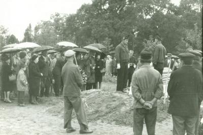 Juhász Géza temetése