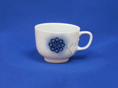 230. Mokka csésze, porcelán