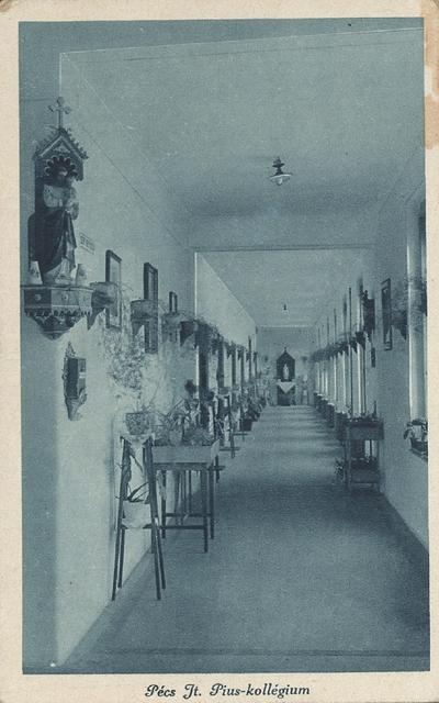 Pécs Pius-kollégium