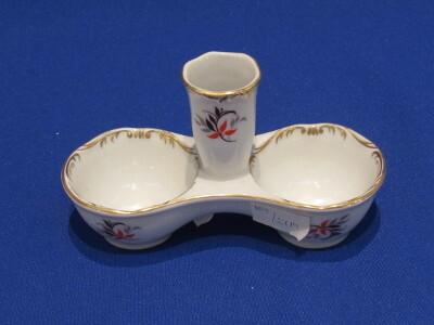 Fűszertartó, porcelán