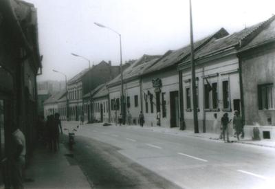 Hungária utca részlet
