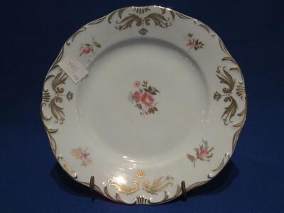 Desszert tányér, porcelán