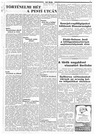 Esti Ujság - 1944. március 27. - újságcikk 3.oldal