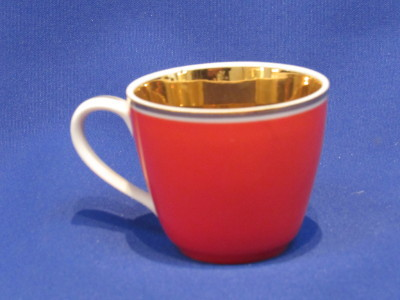 149. Mokka csésze, porcelán