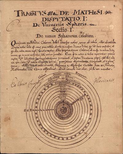 Tractatus de mathesi (E 4)