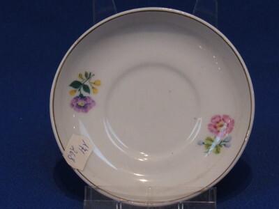 158. Mokka alj, porcelán