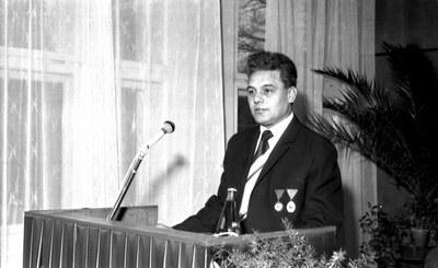 Pártbizottság XII. kongresszus előkészítése