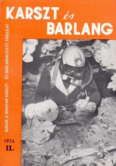 Karszt és barlang 1974. II.
