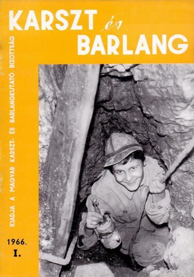 Karszt és barlang 1966. I.