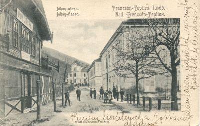 Trencsén-Teplicz fürdő