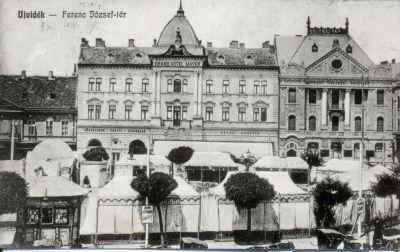 Mayer Nagyszálloda, Újvidék, 1911