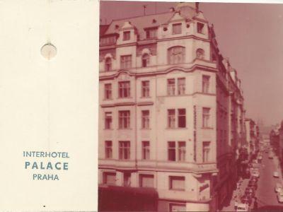 Interhotel Palace, Praha