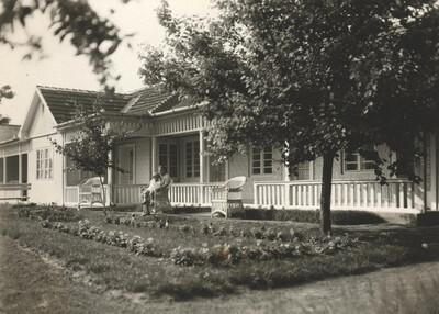 A hajdúszoboszlói ház a Fecskezugban