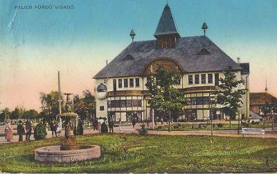 Vigadó, Palics, 1916