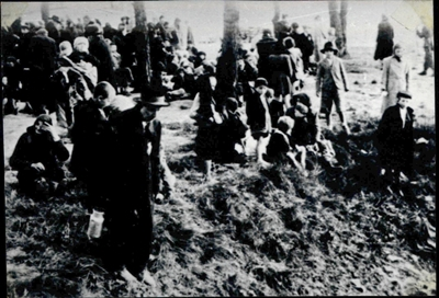 Utolsó pillanatok - Auschwitz Album fotó 1944.