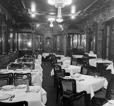 A New York kávéház étterme