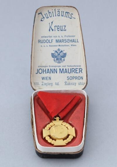 Ferenc József Polgári Jubileumi Kereszt