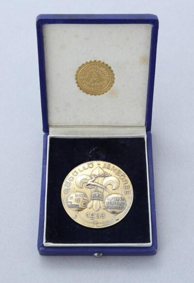 Gödöllő - Jamboree Hutter és Level Rt. ezüstjelvény
