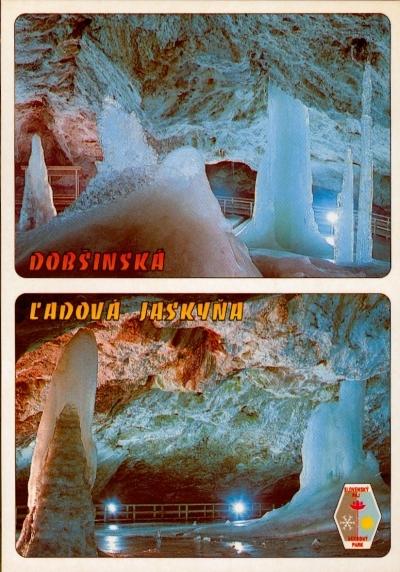Dobsinská L'adová Jaskyna