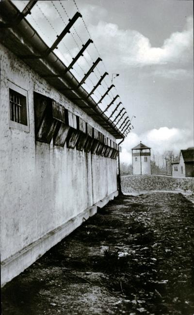 KZ Buchenwald - képeslap