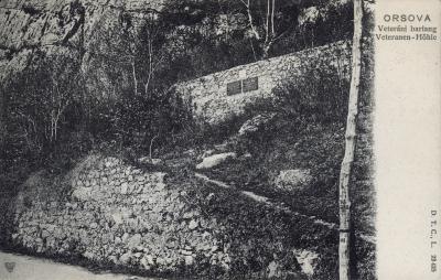 Orsova Veteráni-barlang