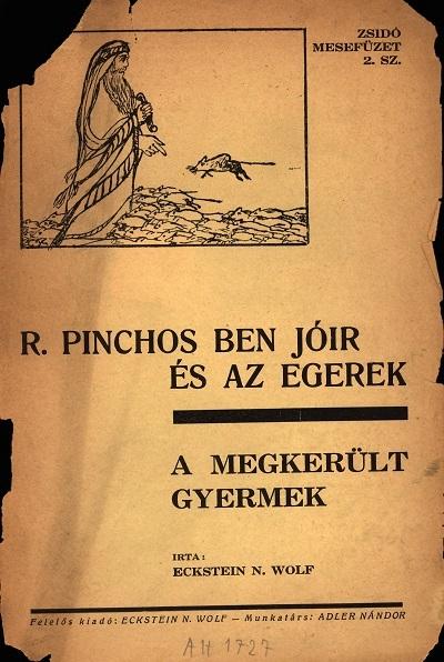 R. Pinchos ben Jóir és az egerek