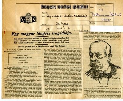Egy magyar lángész tragédiája