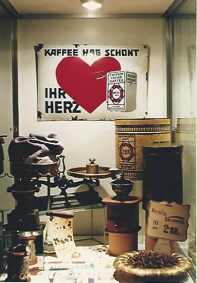 Egykori MKVM vendéglátóipari kiállítás Innsbruck 1993