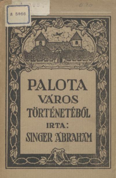 Palota város történetéből