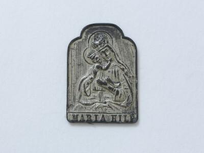 Segítő Szűz Mária kegyérem