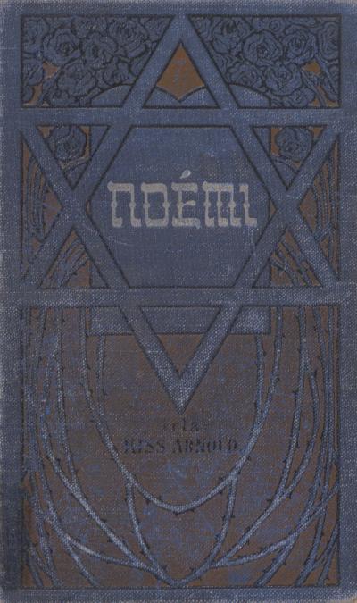 Noémi: Imádságok zsidó leányok számára