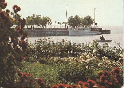 Révfülöp Hajóállomás