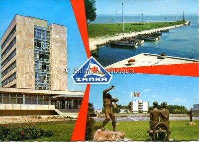 Zánka. Úttörőváros