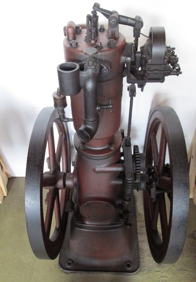 Nonpareil Famous Engine típusú stabilmotor