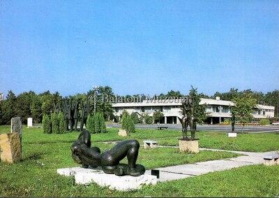 Zánka Balatoni Úttörőváros