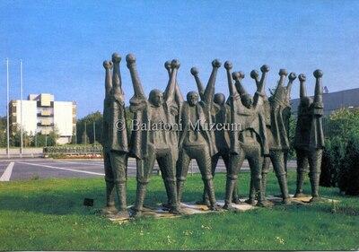 Zánka. Balatoni Úttörőváros, Auschwitz (Makrisz Agamemnon:1913)