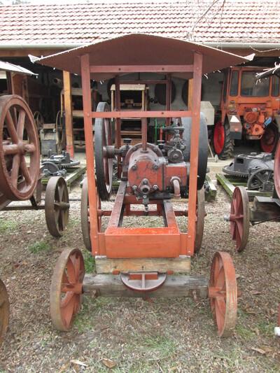 Benz típusú stabilmotor